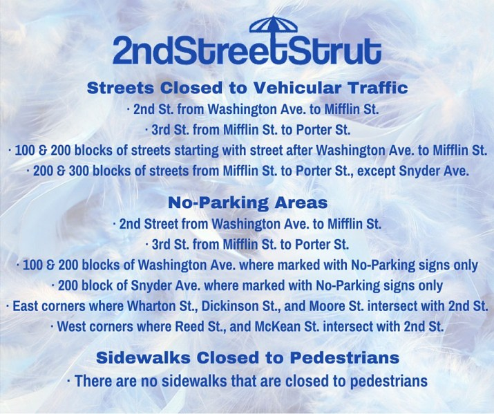 2nd Street Strut
